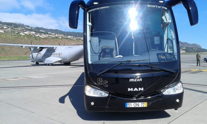 Cerimónia de atribuição do nome de Cristiano Ronaldo ao Aeroporto da Madeira, 29 Março.