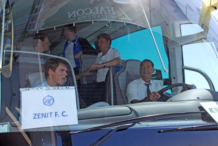 Football Club Zenit; FC Zenit São Petersburgo; Futbolniy Klub Zenit; ФК Зенит Санкт-Петербург
